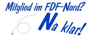 Mitglied im FDF?